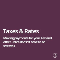 Taxes & Rates