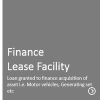 Finance Lease Facility