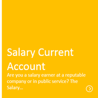 Salary Current Account