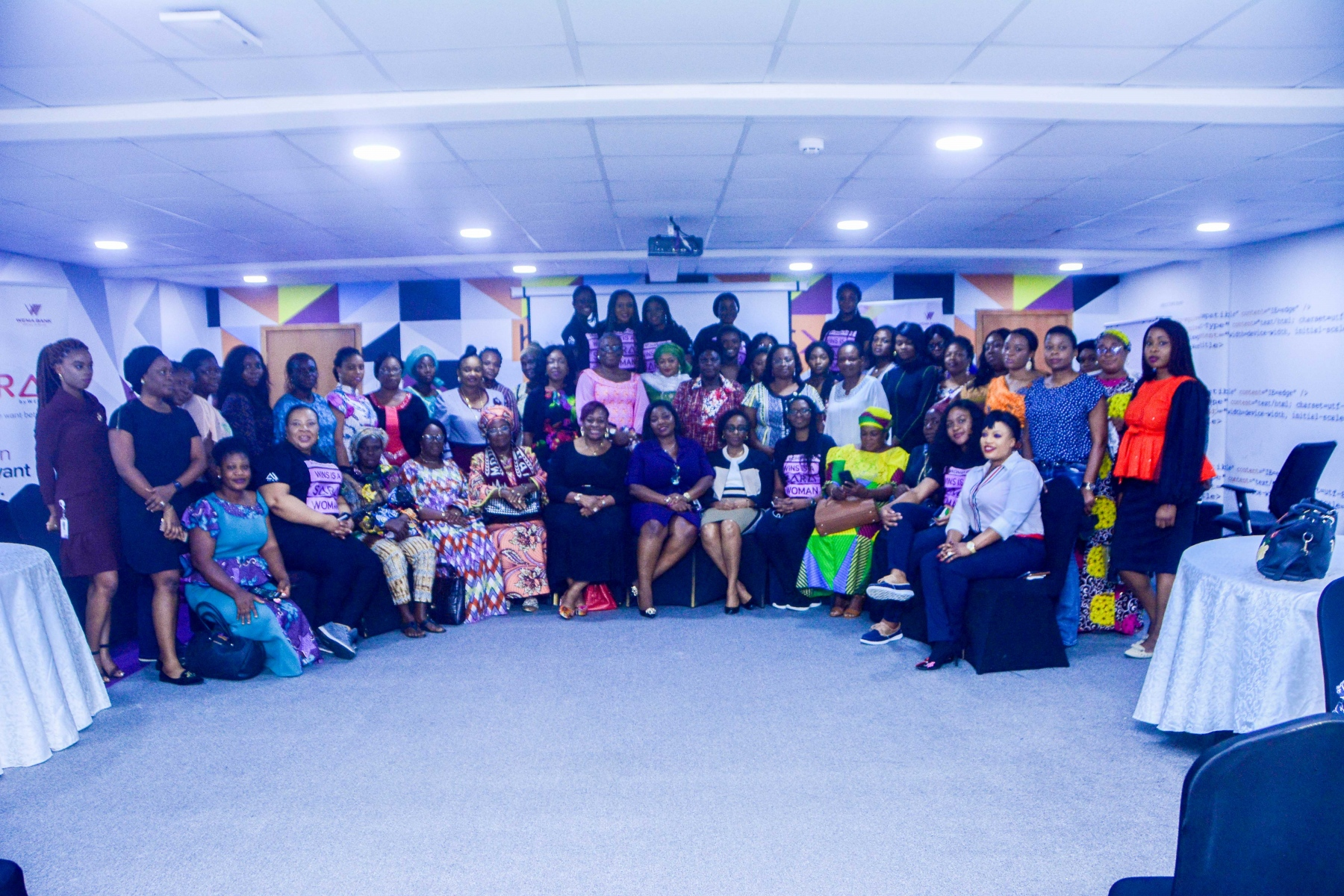 SARA-by-Wema-Capacity-Building-training-for-Female-customers