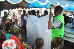 Salary-For-Love-Donation-of-Mosquito-Nets-at-Agbo-Malu-Community